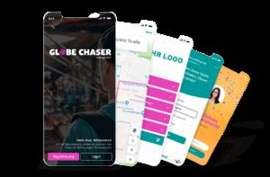 Globe Chaser Schnitzeljagd App