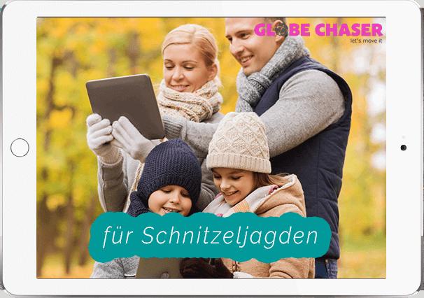 app-schnitzeljagd-familie-kinder-globechaser