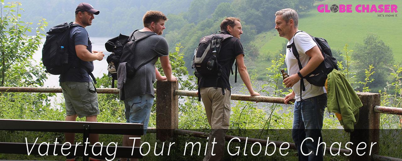 Vatertag mit Globe Chaser: Wanderung mit Bier, Kneipen und Kultur mit Freunden